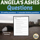 Angela's Ashes Discussion Guide