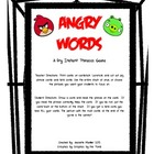 Angry Bird Fry Phrases
