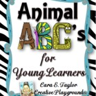 Animal ABC's for Young Learners