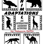 Animal Adaptations: 6 Interactive Learning Activities