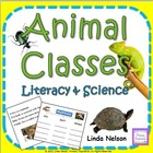 Animal Classes: A Literacy & Science Cross-Curricular Unit