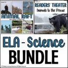 Animal RAFT- Project-based Unit & Animals to the Rescue Re