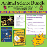 Animal Science Bundle: Supplementary Materials for your Sc