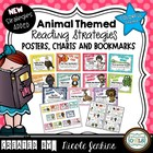Reading Strategies Posters and More - Colorful