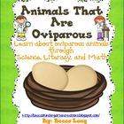 Animals That Are Oviparous