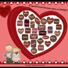 Animated Valentine's Day  Attendance for the Smartboard K