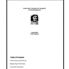 Anne Frank Close Reading Unit