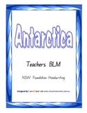 Antarctica BLM eBook 57 pages
