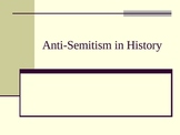 Anti-Semitism in History
