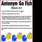 Antonym Go Fish Card Game / Antonym Concentration (Learnin