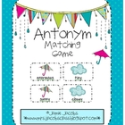 Antonym Matching Game