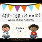 Antonym Scoot Game!