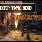 Apocalypse - Customizable PowerPoint Review Game