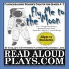 Apollo 11 Moon Walk Printable Readers Theater Play Script