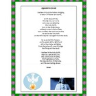 Apostle's creed prayer--Newest version