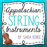 Appalachian Strings Presentation