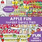 Apple Fun - Math Centers / Games