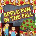 Apple Fun in the Fall {Aligned to the Common Core}