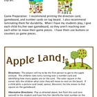 Apple Land Station Game