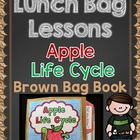 Apple Life Cycle Lunch Bag Mini-Book