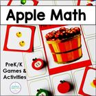 Apple Math: A Bushel of Math Games for Your Pre-K's and Ki