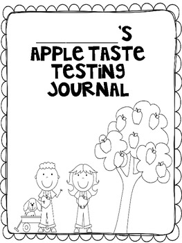 Apple Taste Testing Packet