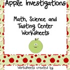 Apple Tasting and Investigation!