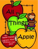 Apple Unit ~ Literacy, Math, Science, Art!