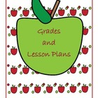 Apple theme grades and lesson plans