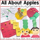 Apples, Apples, Apples Craftivity