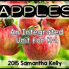 Apples Math and Literacy Activities