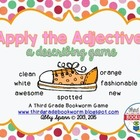 Apply the Adjective!