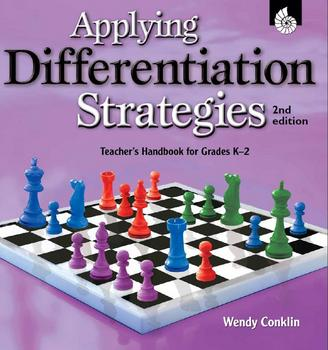 Applying Differentiation Strategies Grades K-2