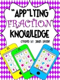"""App""lying Fraction Knowledge"