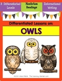 OWLS { A Differentiated Reading & Writing Unit }