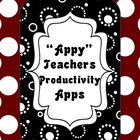 *FREEBIE* Teacher Productivity Apps