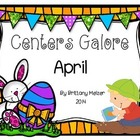 April Centers Galore