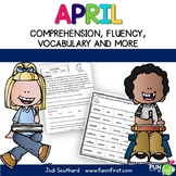 April Fluency Packet