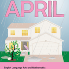 April Homework or School Activities-Kindergarten & First G