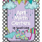 April Math Centers - CC Aligned