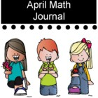 April Math Journal