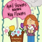 April Showers Bring May Flowers - Rain and Spring Flower Unit