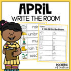 April Write the Room Center