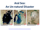 Aral Sea - An Un-Natural Disaster