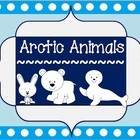 Arctic Animals Non-Fiction Books and Anchor Chart