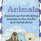 Arctic Animals: Resources for Studying Animals in the Snow!