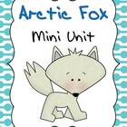 Arctic Fox Mini Packet FREEBIE for Young Learners