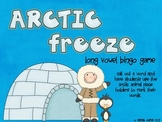Arctic Freeze! Long Vowel Bingo