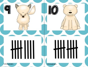Arctic Tallies Pack