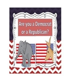 Are you a Democrat or a Republican?